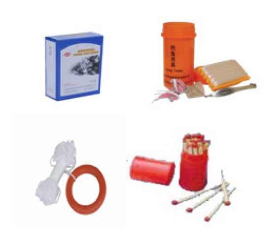 Equipments for liferaft