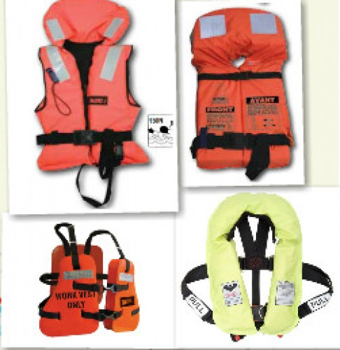 Solas Lifejacket, Workvest