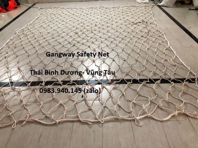 Lưới bảo vệ cầu thang Gangway Safety Net